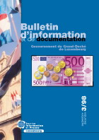 Bulletin d'information et de documentation 3/1998