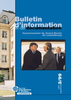 Bulletin d'information et de documentation 3/1999