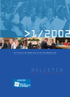 Bulletin d'information et de documentation 1/2002