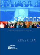 Bulletin d'information et de documentation 2/2002