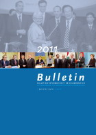 Bulletin d'information et de documentation 1/2011