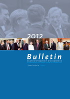 Bulletin d'information et de documentation 1/2012