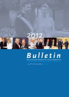 Bulletin d'information et de documentation 2/2012